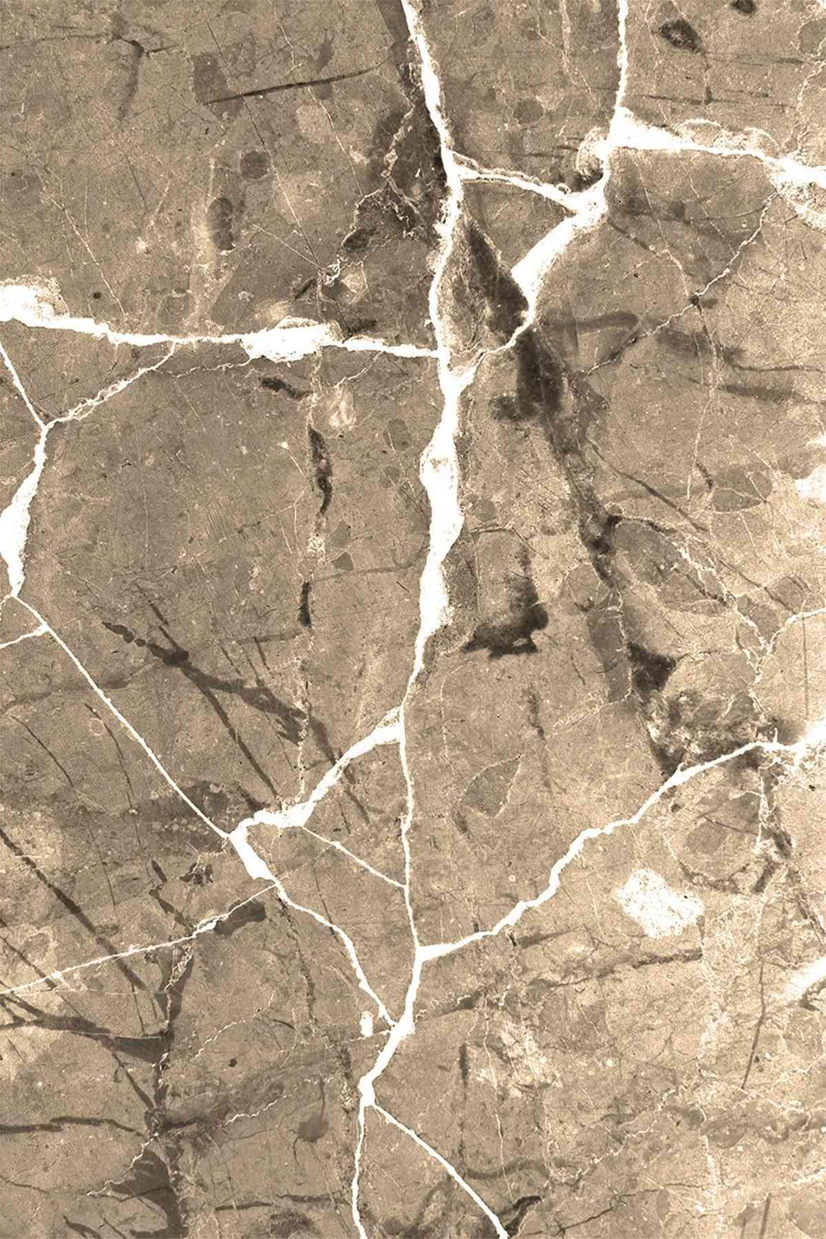 Granit Desen Vizon Yıkanabilir Halı